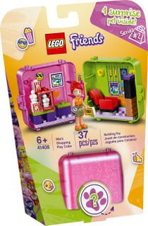 Lego | Friends | 41408 | Mia's Shopping Play Cube