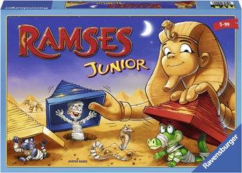 Ravensburger | Ramses Junior Game
