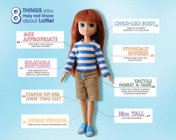 Lottie Dolls | Stargazer Doll