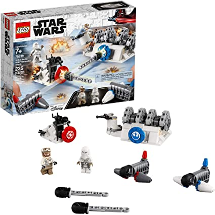 Lego | Star Wars | 75329 Action Battle Hoth Generator Attack
