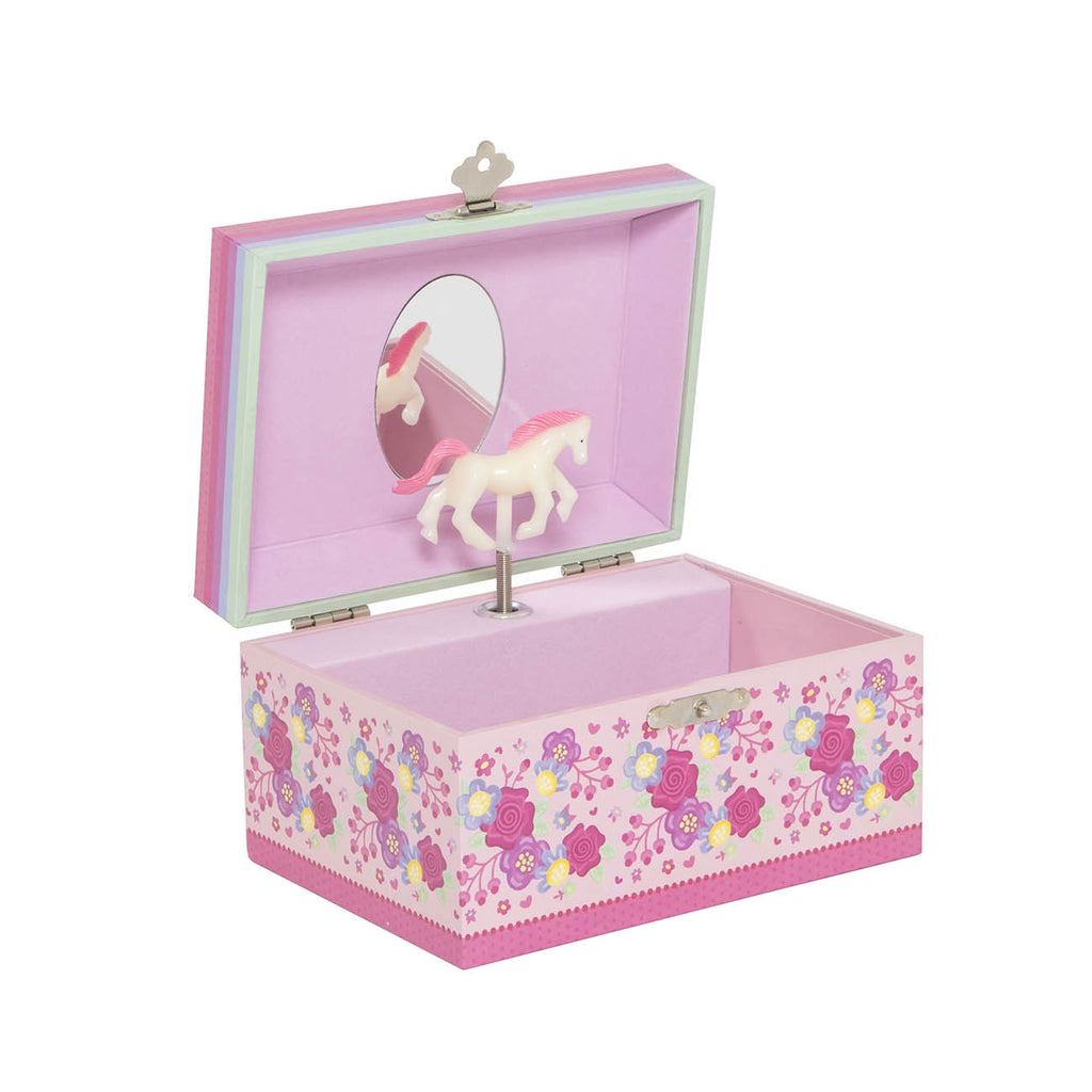 Tiger Tribe | Unicorn Music Jewellery Box