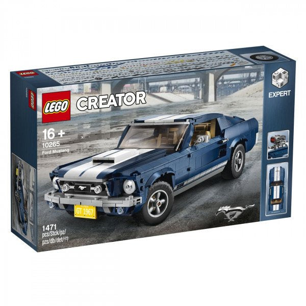Lego | Creator Expert | 10265 Ford Mustang