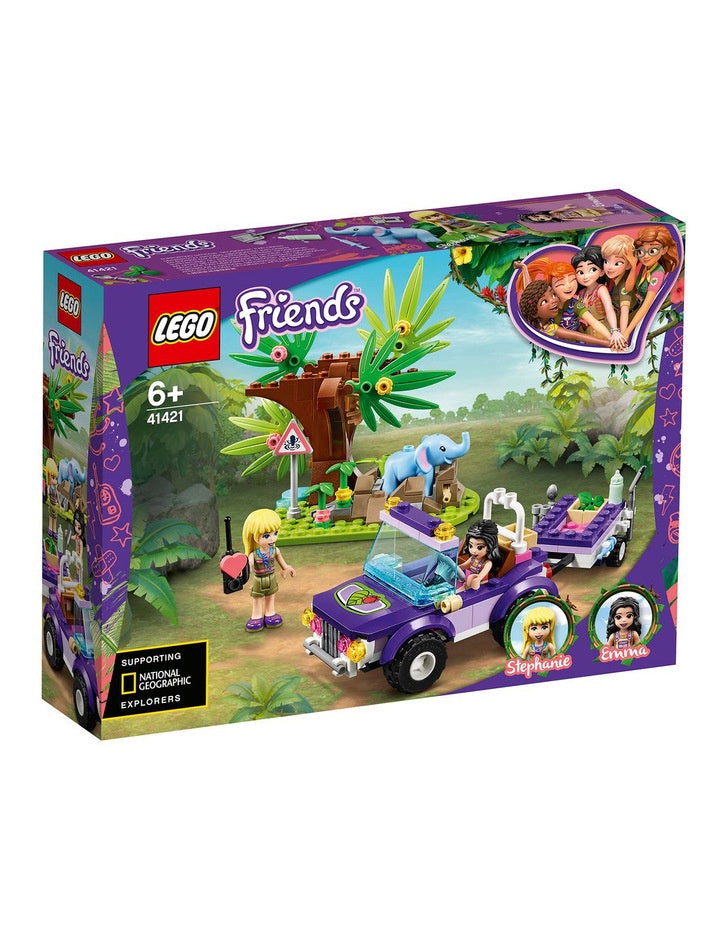 Lego | Friends | 41421 Baby Elephant Jungle Rescue