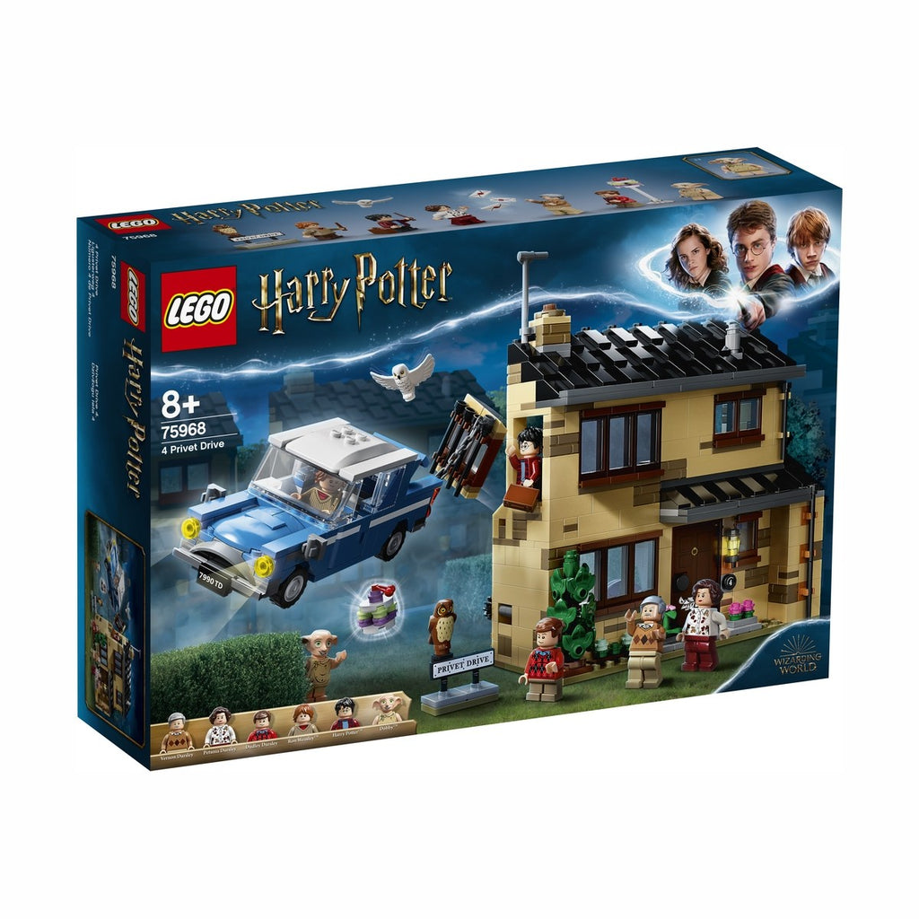 Lego | Harry Potter | 75968 4 Privet Drive