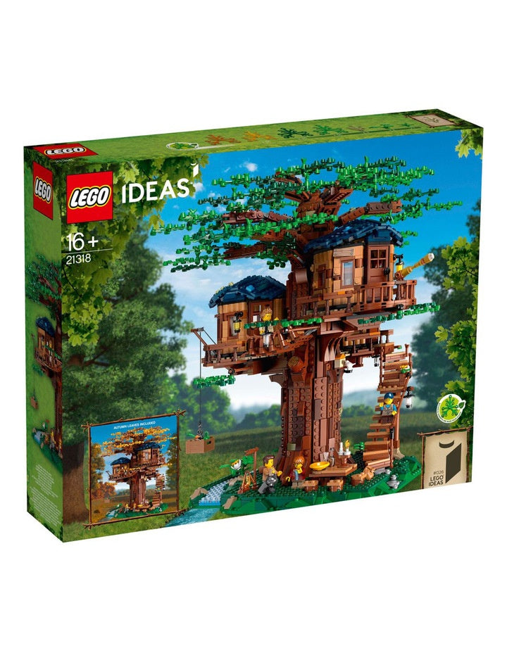Lego | Ideas | Tree House 21318