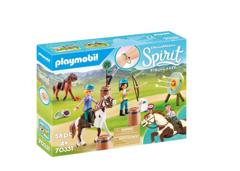 Playmobil | Spirit Riding Free | 70331 Outdoor Adventure
