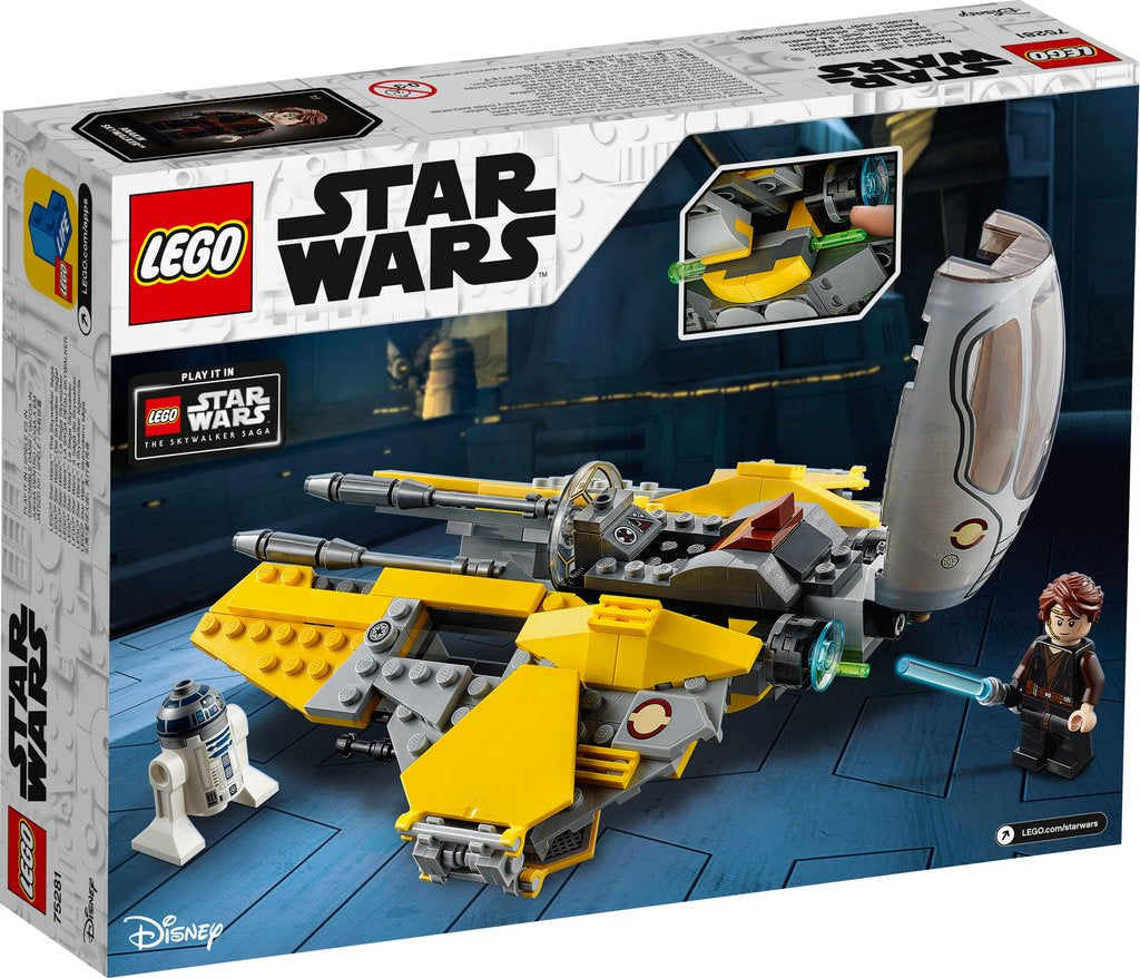 Lego | Star Wars | 75281 Anakin's Jedi Interceptor
