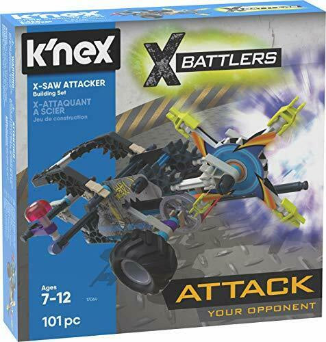 k'nex | X-Saw Attacker