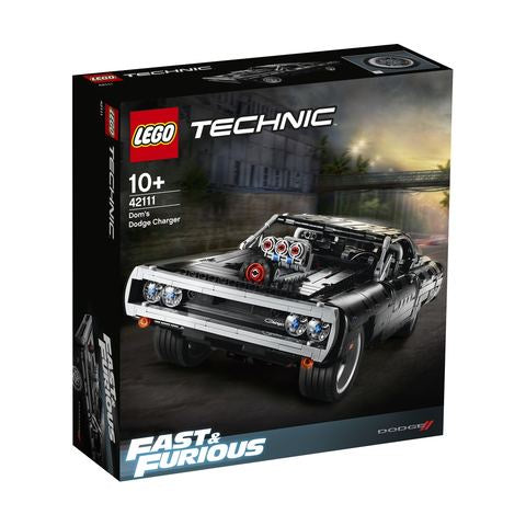 Lego | Technic | 42111 Dom's Dodge Charger