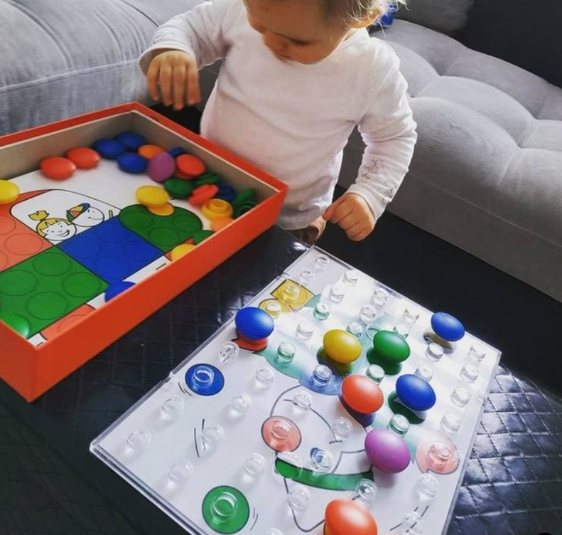 Ravensburger | Junior Colourino Game