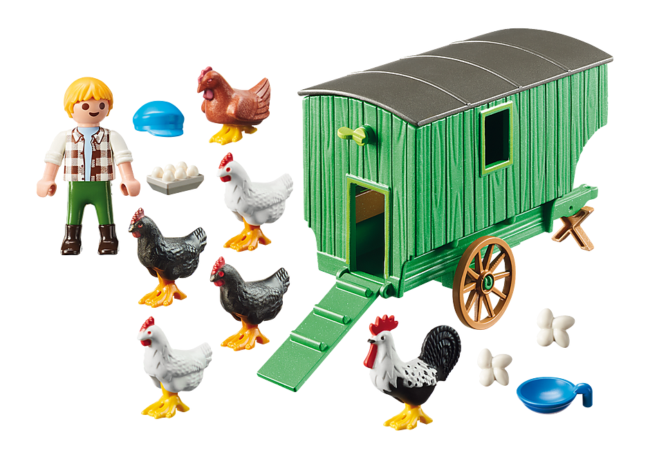 Playmobil | Country | 70138 Chicken Coop