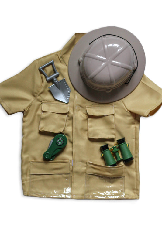 Nature Explorer Dress Up Costume