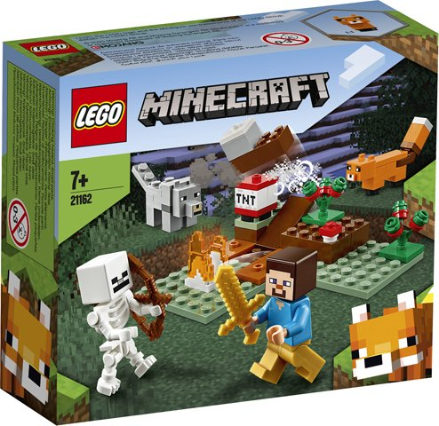 Lego | Minecraft | 21162 The Taiga Adventure