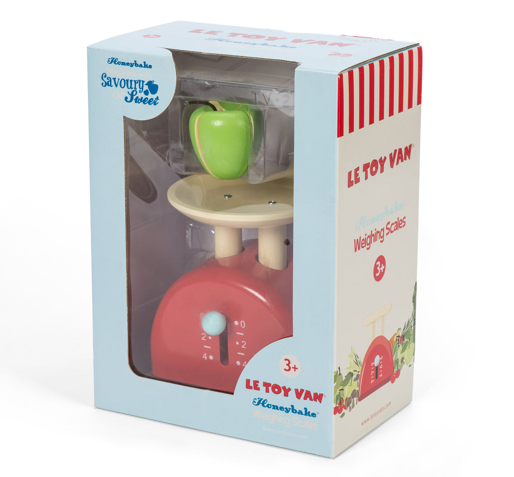 Le Toy Van | Honeybake Weighing Scales