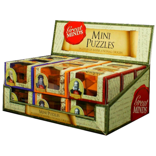 Great Minds Wooden Puzzles