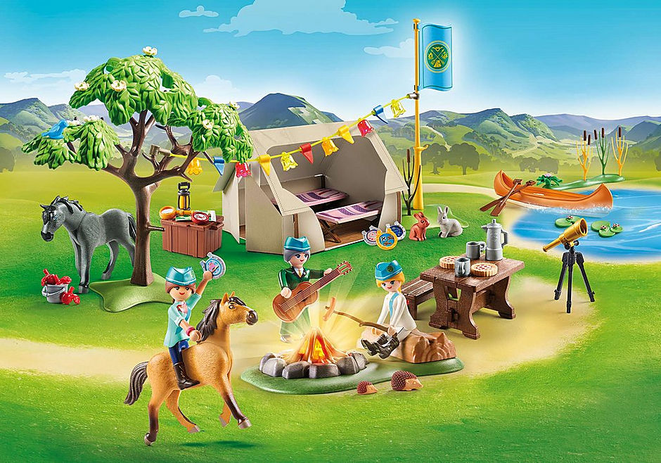 Playmobil | Spirit | Summer Campground