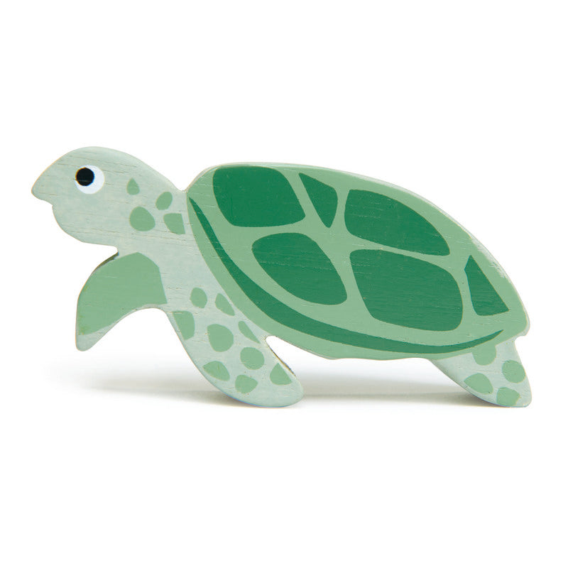 Tenderleaf | Wooden Animals | Ocean Aquatic Animals | Various