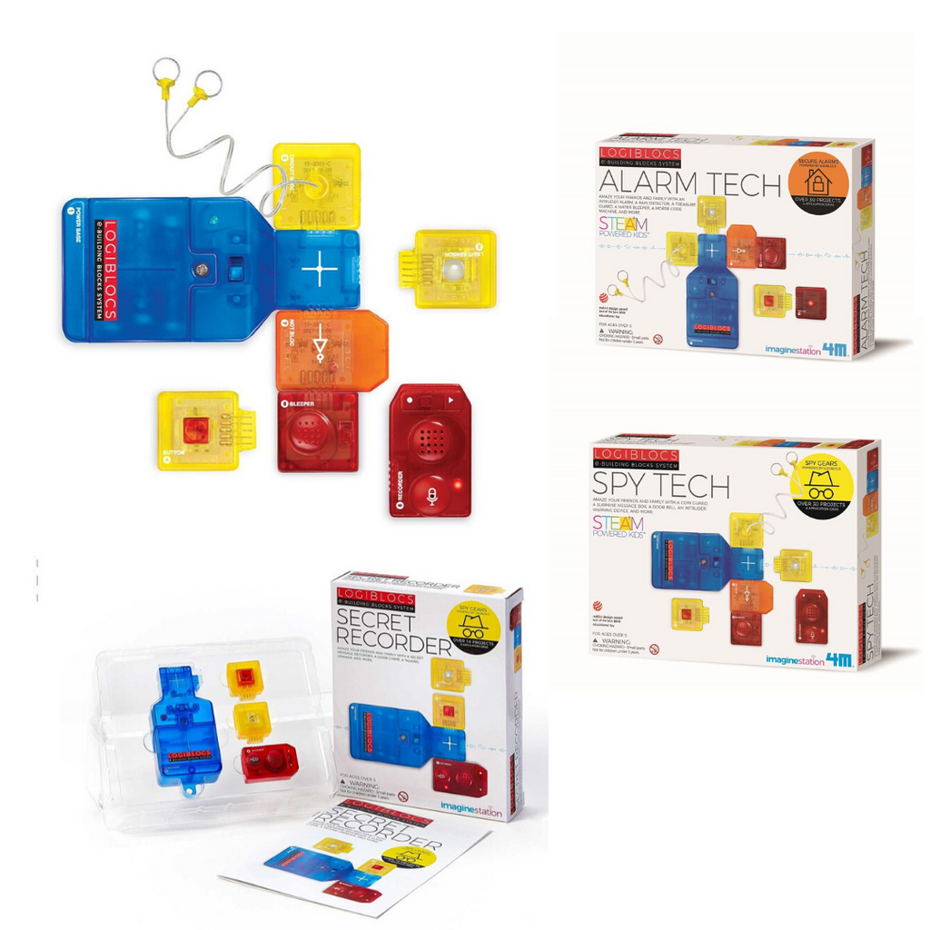 Logiblocs STEM Kits | Various