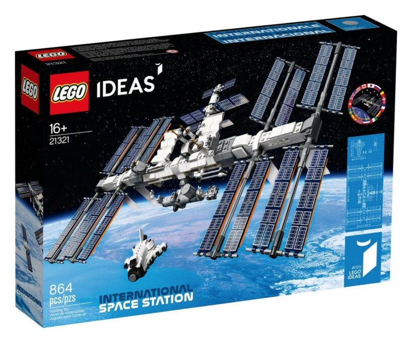 Lego | Ideas | International Space Station 21321