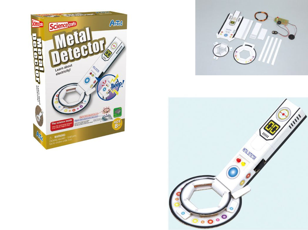 Artec | Science Crafts | Metal Detector