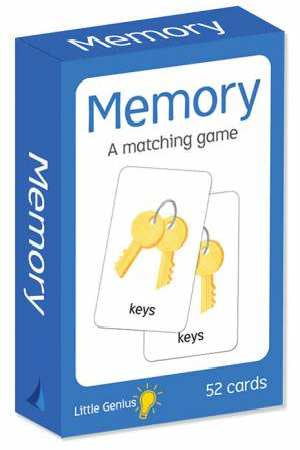 Little Genius | Memory matching game