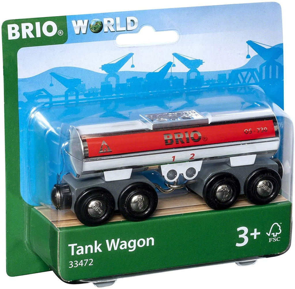 Brio | Trains | Tank Wagon