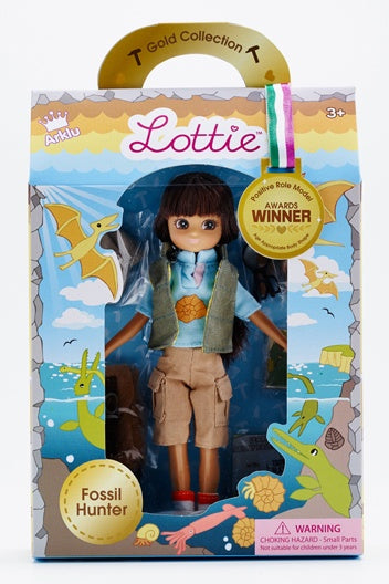 Lottie Dolls | Fossil Hunter Doll