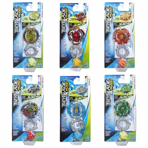 Beyblade | Beyblade Burst Turbo | Slingshock | Single | Various