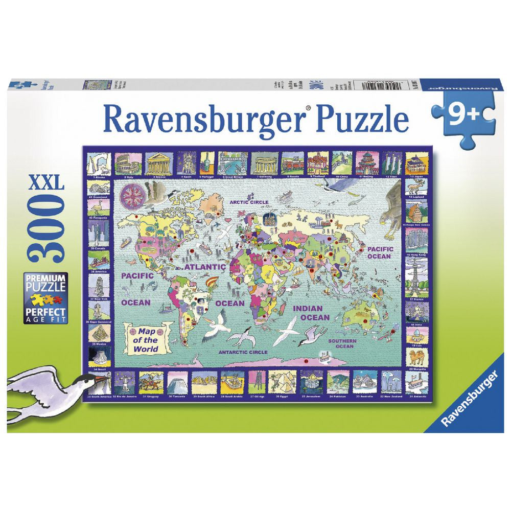 Ravensburger | 300pc |131907 | Looking At The World
