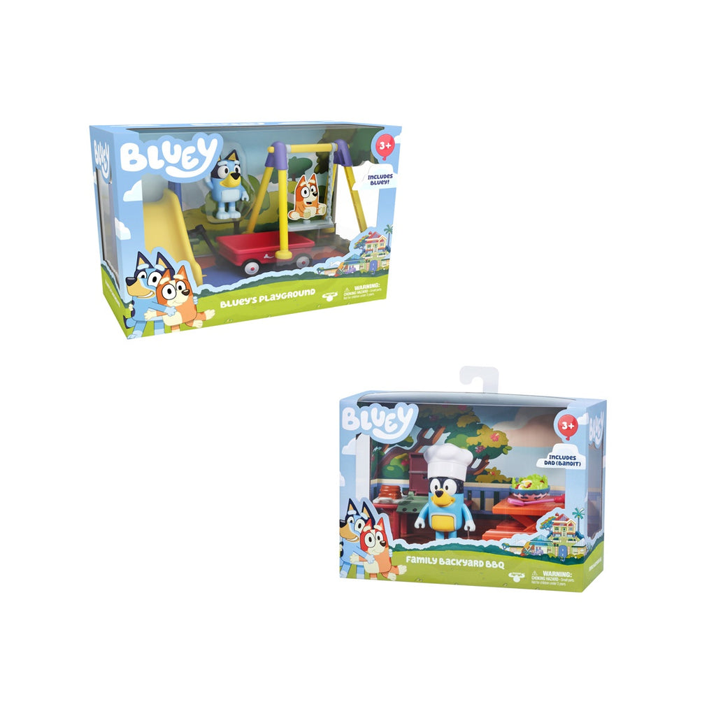 Bluey | Bluey Mini Playset | Various