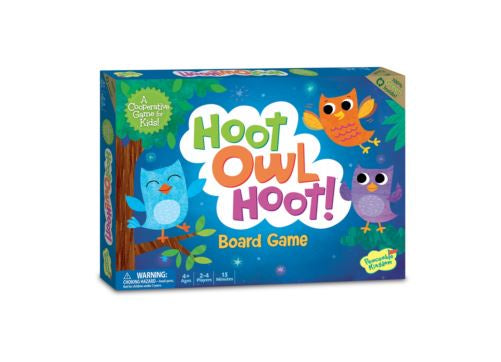 Peaceable Kingdom | Hoot Owl Hoot!