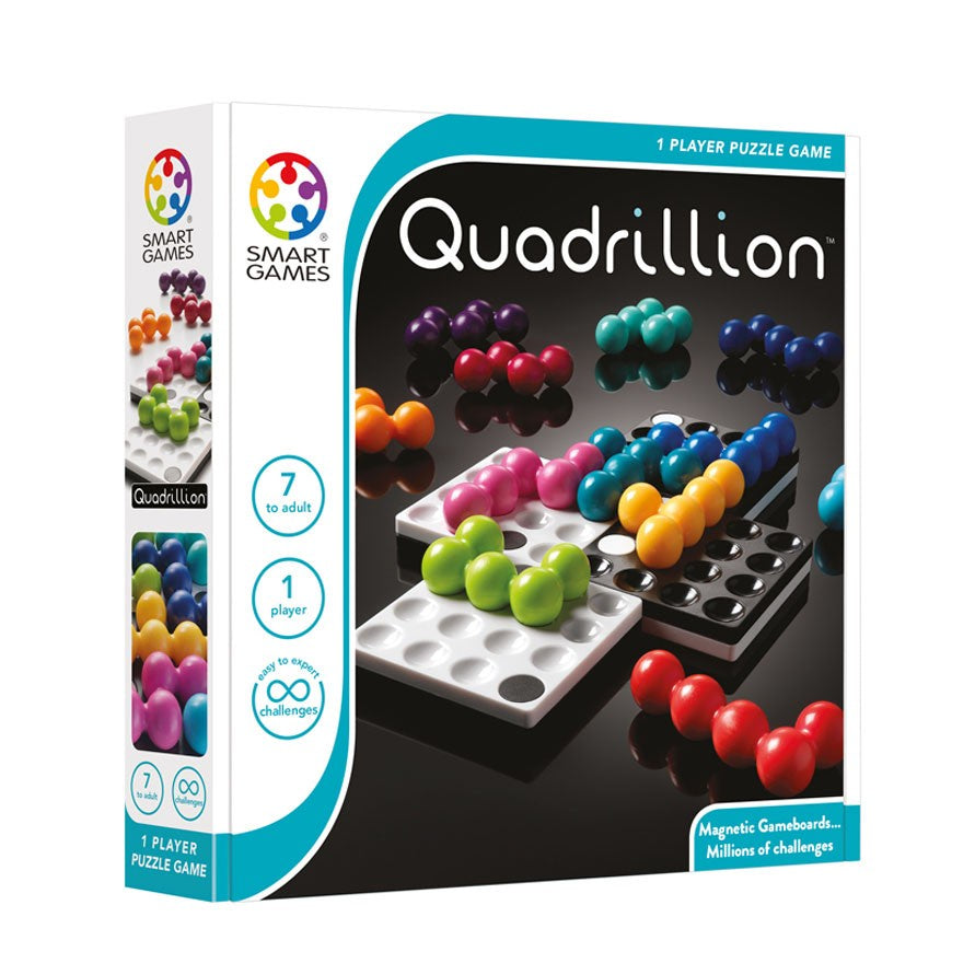 Smart Games | Quadrillion | Single Player game