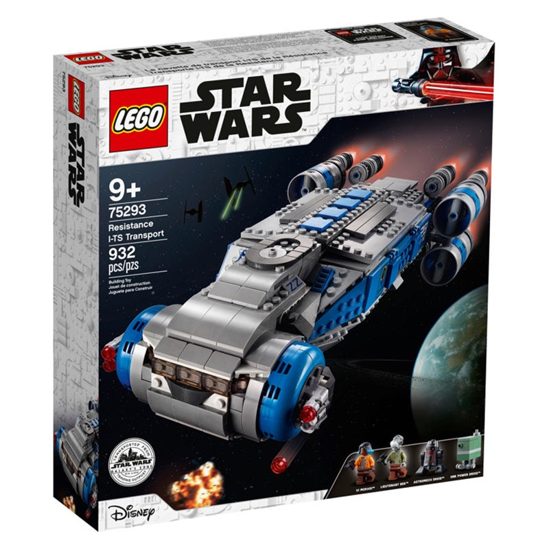 Lego | Star Wars | 75293 Resistance I-TS Transport