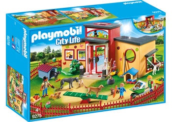 Playmobil | City Life |9275 Pet Hotel