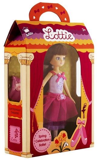 Lottie Dolls | Spring Celebration Ballet Doll