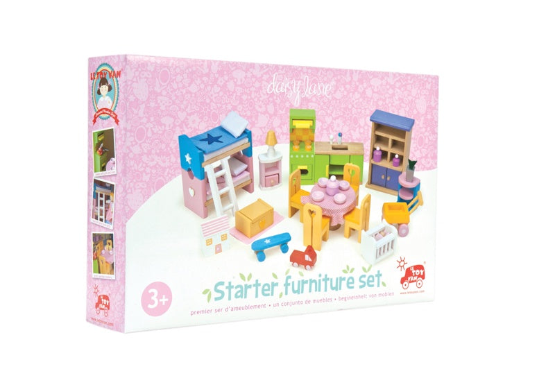 La Toy Van | DollsHouse  Set No 1