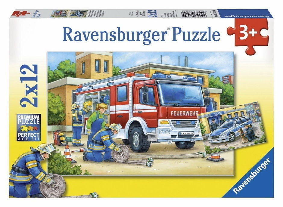 Ravensburger | 2x12 | All Aboard 076116