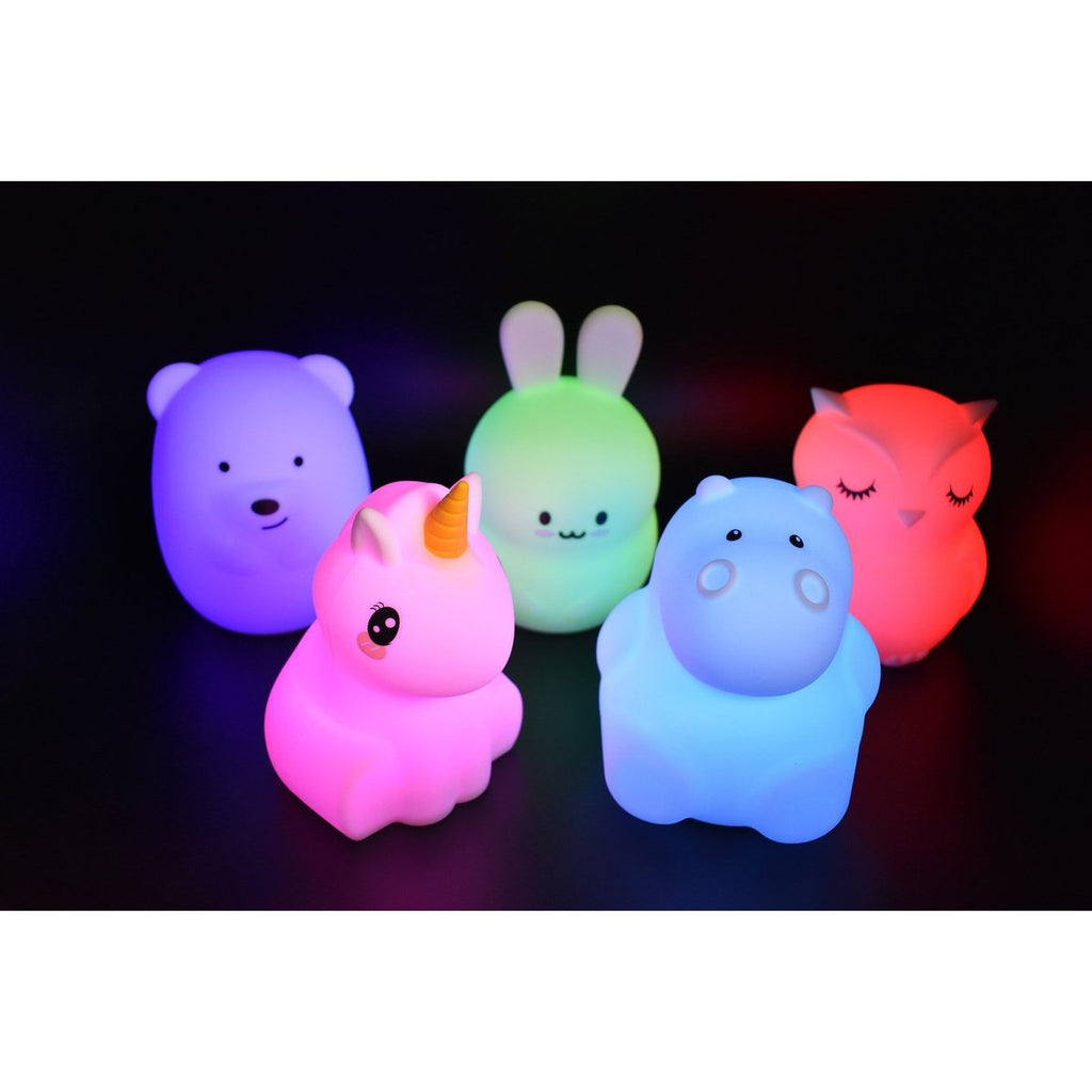 Bedtime Buddies Nightlight | Various Styles