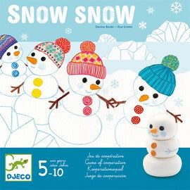 Djeco | Snow Snow Game