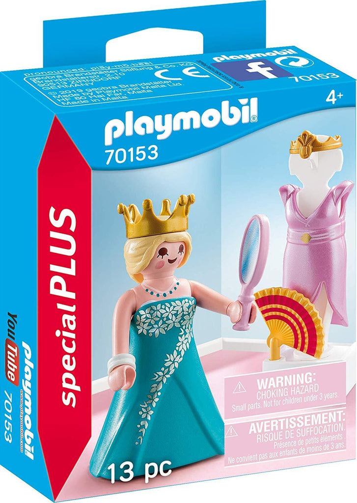Playmobil | Special Plus | 70153 Princess with Mannquin