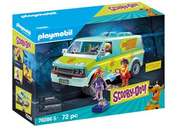 Playmobil | Scooby-Doo | 702876 Mystery Machine