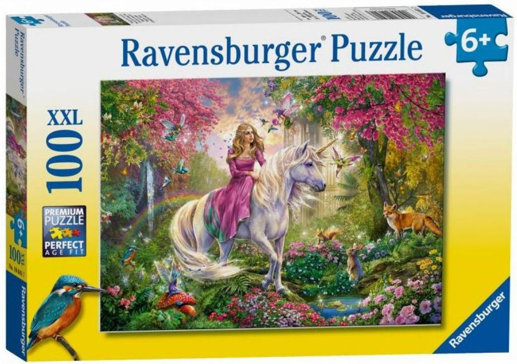 Ravensburger | 100pc |106417 | Magical Ride