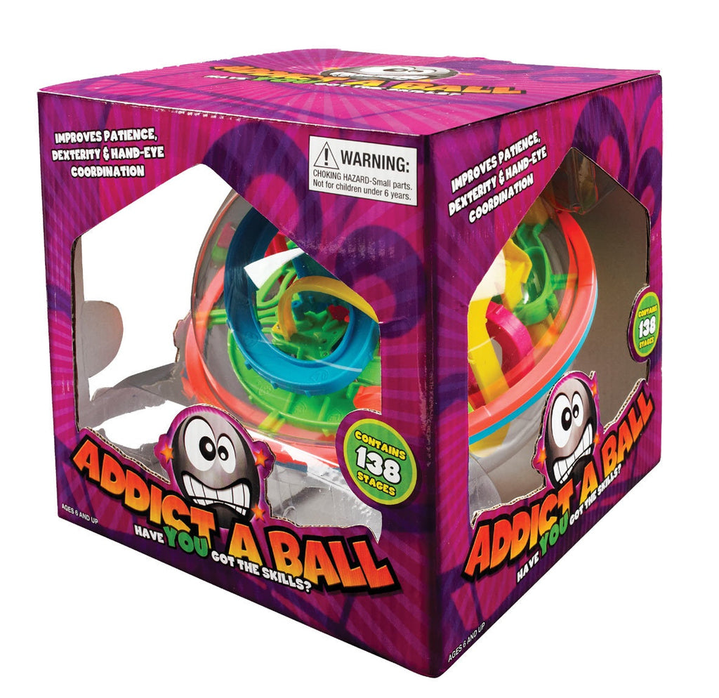 Addict A Ball | Large | Maze 2
