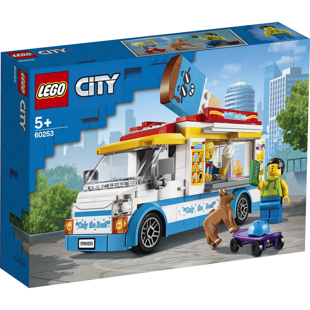 Lego | City | 60253 Ice Cream Truck