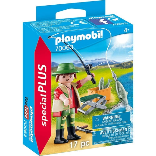 Playmobil | Special Plus | 70063 Fisherman