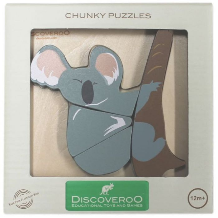 Discoveroo | Aussie Animal Puzzle | Various