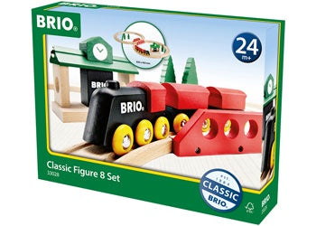 Brio | Trains | Classic Figure 8 Set