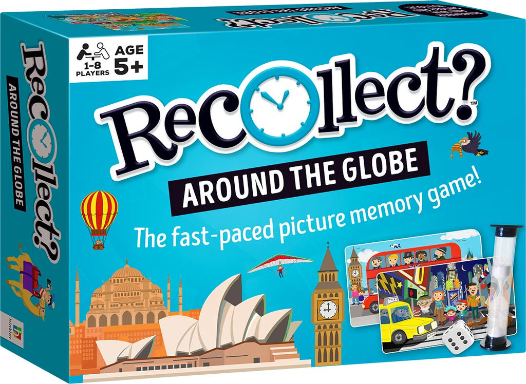 Recollect | Around the globe