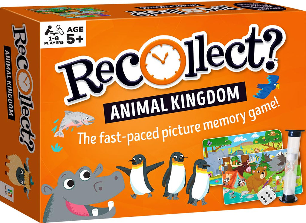 Recollect | Animal Kingdom