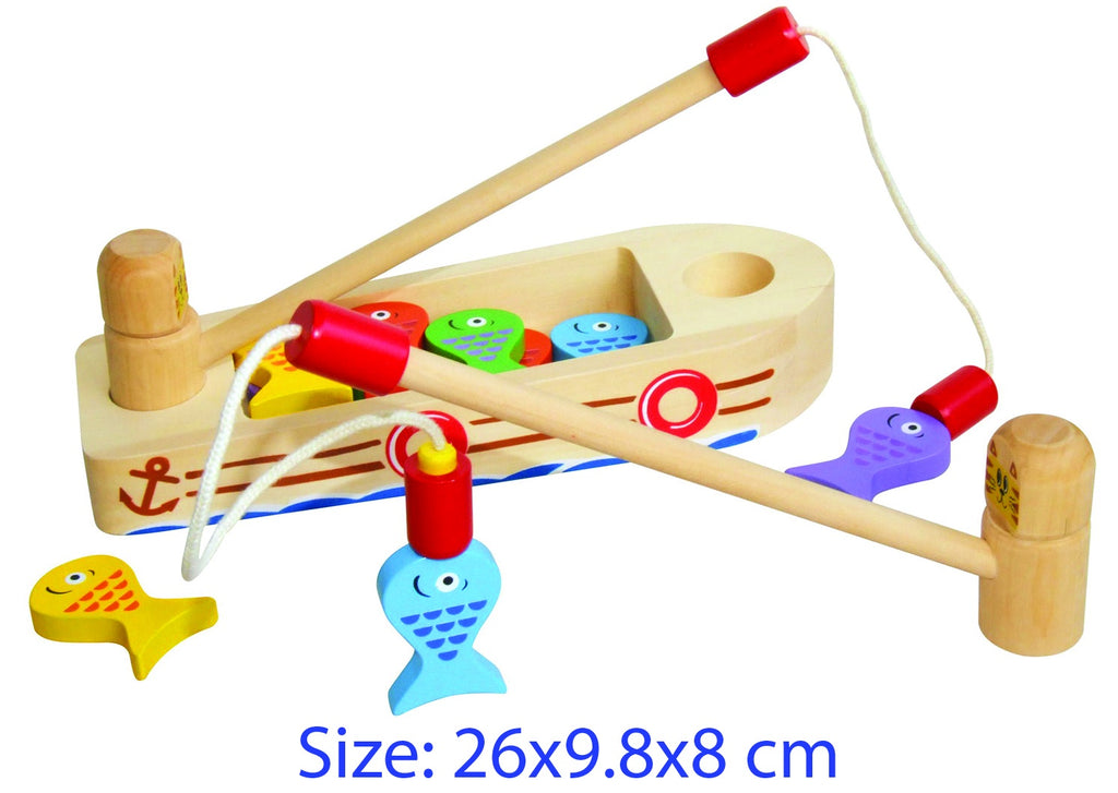 Fun Factory | Magnetic Fishing Boat